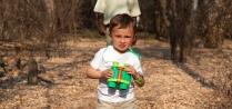 Junior Birding at Royal Chundu