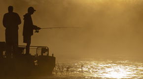 Fishing in the Zambezi
