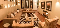 Relax in the Royal Chundu Lounge