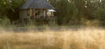 Get up close to nature at River Lodge at Royal Chundu