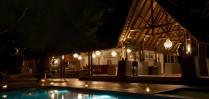River Lodge at Royal Chundu on the banks of the Zambezi