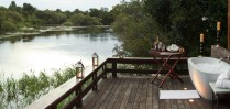 Royal Chundu has some of the most spectacular views of the Zambezi River