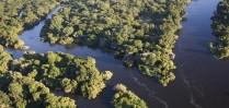 Royal Chundu offers helicopter rides above the spectacular Zambezi