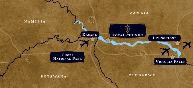 Where Royal Chundu is and how to get there